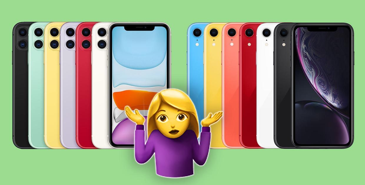 Which iPhone ought to I get? iPhone 11 vs. eleven Pro, iPhone XR, iPhone 8