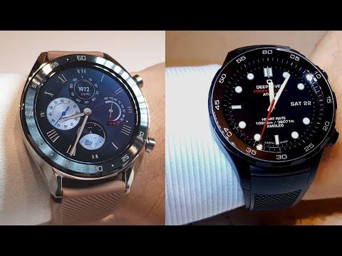Compare Huawei Watch 2 vs Huawei Watch 2 Classic