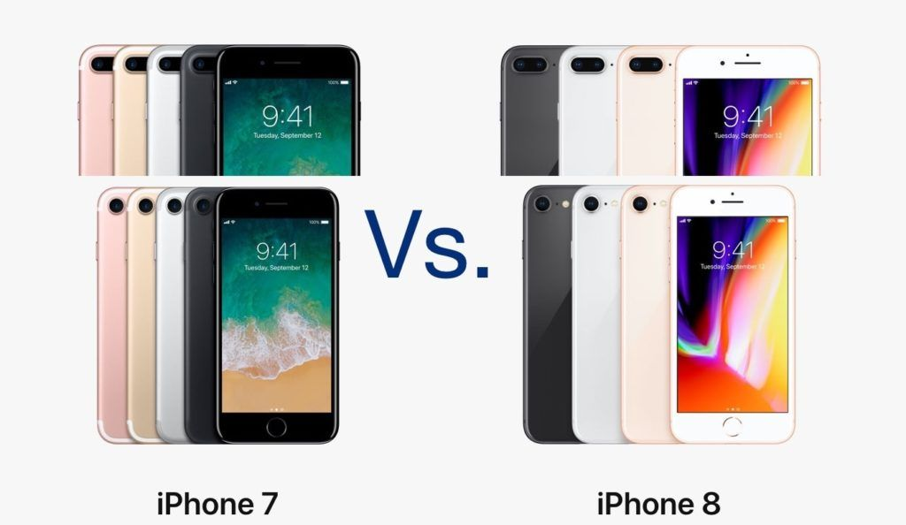 Do I get an iPhone 7 Plus or iPhone eight?