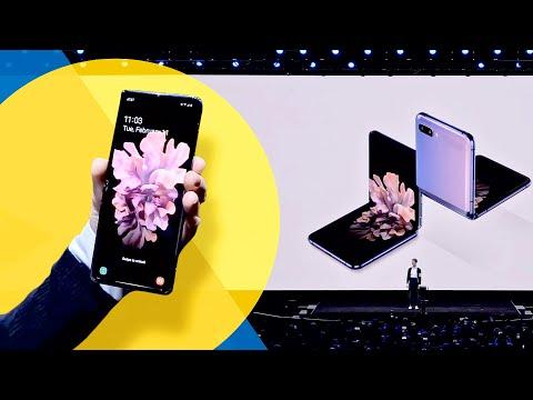 Is Samsung Galaxy Z Flip A Waterproof Folding Phone?