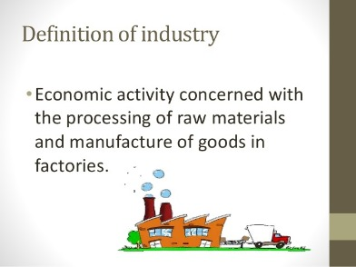 Cottage Industry Definition And Which Means